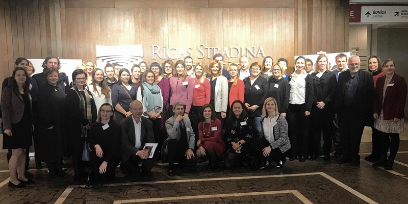 Workshop sustainable food systems in Riga
