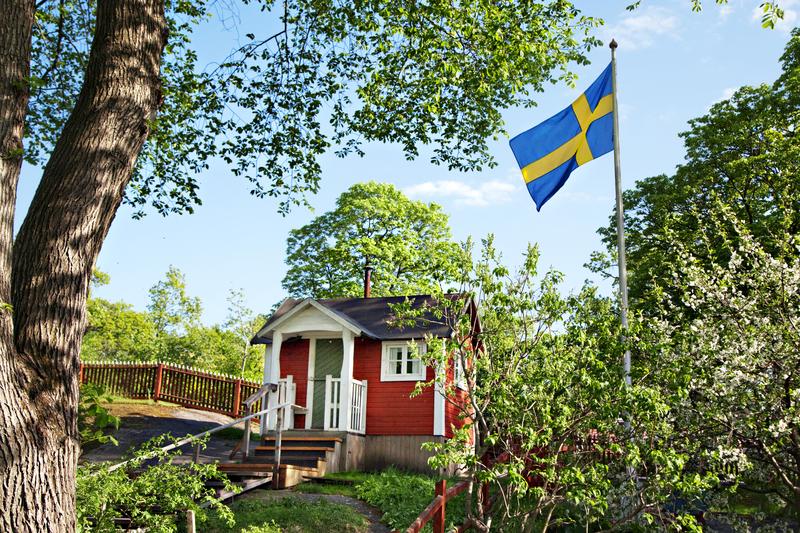 Ruotsin orgia
