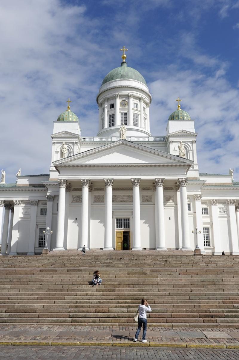 Nettsted for Helsingfors-nettsteder