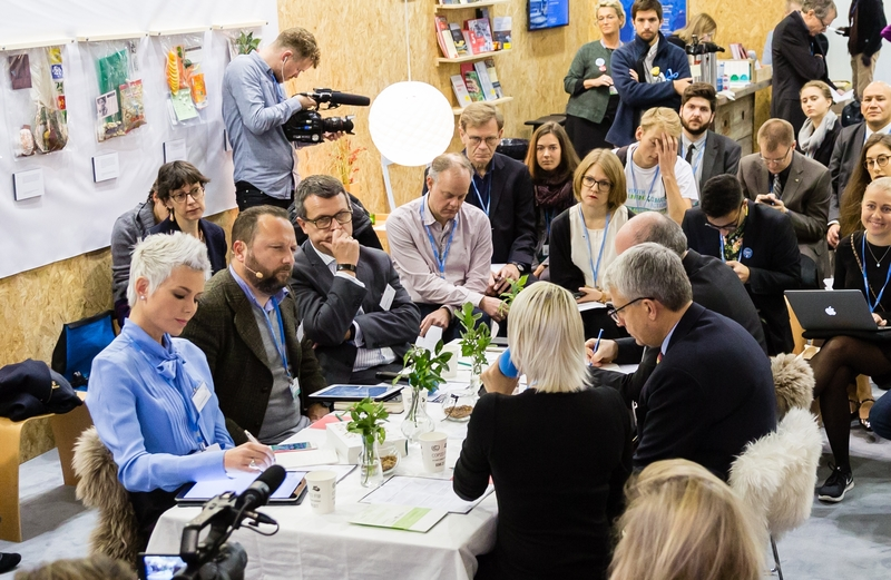 Nordic Food Day at COP23