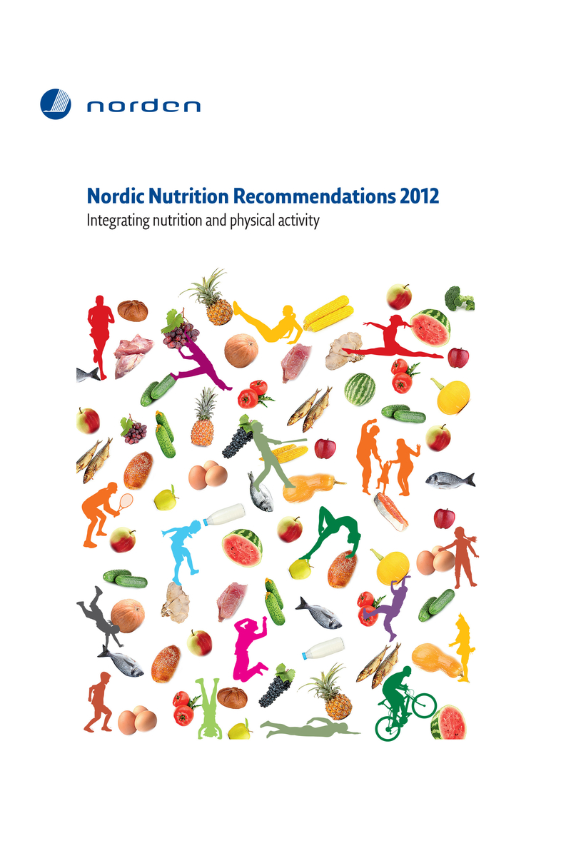 nordic nutrition recommendations 2012