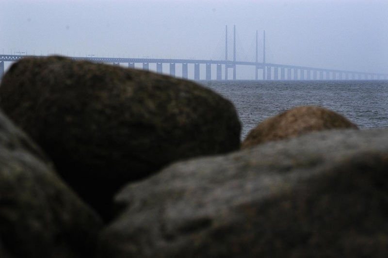 Øresundsbroen - Bridge connecting Denmark and Sweden
