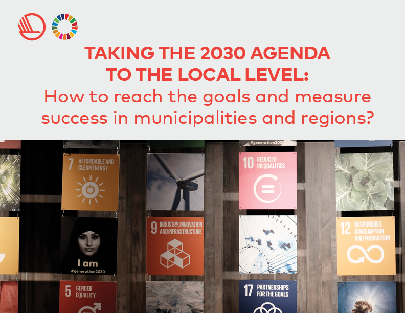 Taking the 2030 Agenda to the local level