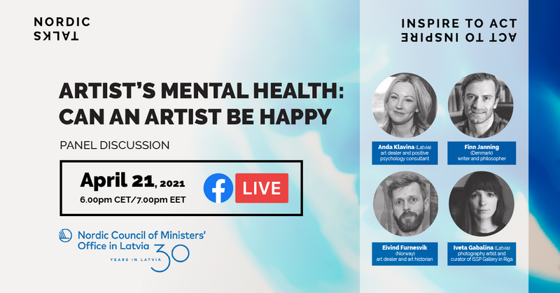 Artist's Mental Health: Can an artist be happy