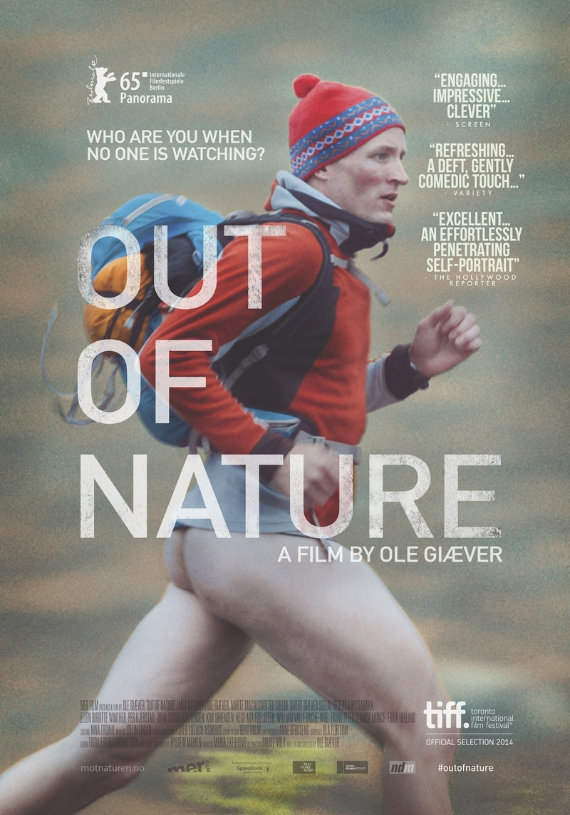 Mot naturen (Out of Nature) er nomineret til Nordisk Råds filmpris 2015