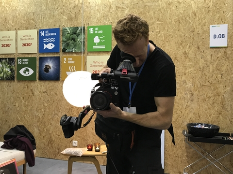 Video recording at COP23