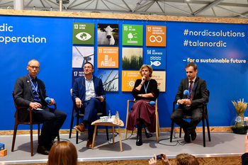 Think Nordic! Podcast: Who are the Nordics to talk about sustainability?