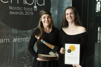 Embla food awards 2019