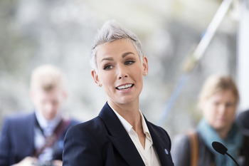 Launch of Nordic Solutions to Global Challenges - Gunhild A Stordalen