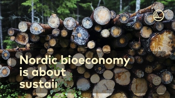 Nordic Bioeconomy - 25 cases for a sustainable future